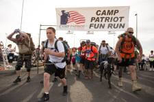 Camp Patriot 4th of July Fun Run - Libby, MT registration logo