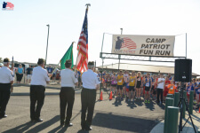 Camp Patriot 4th of July Fun Run - Pasco, WA registration logo