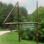 Camp Tate 4K for 4H registration logo