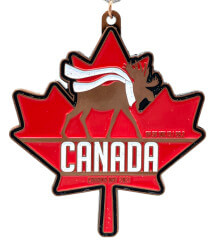 Canada Day 1M 5K 10K 13.1 and 26.2
