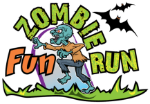 Candy Hangover Zombie Fun Run registration logo