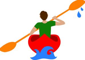 Canoe Relay registration logo