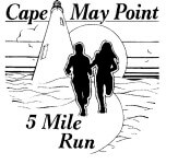 Cape May Point 2/5 Mile Race registration logo