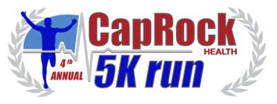 CapRock Health 5K Run registration logo