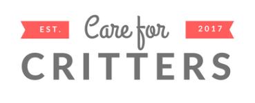 Care for Critters registration logo