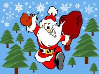 CARE for Kids Santa Sleigh Run 5k registration logo