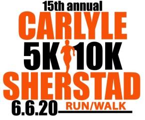 Carlyle Sherstad 5K/10K registration logo