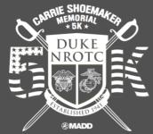 NROTC Carrie Shoemaker Memorial 5K registration logo