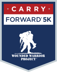 Carry Forward Virtual 5K registration logo