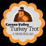 Carson Valley Turkey Trot registration logo