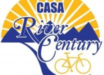 CASA River Century Ride registration logo
