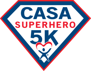 CASA SUPER HERO 5K CORPUS CHRISTI registration logo