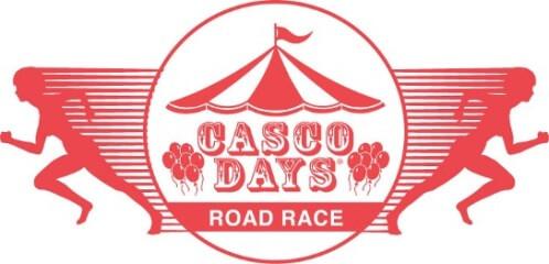 Casco Days Road Race registration logo