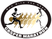 Casper Marathon, Half Marathon & Relay registration logo