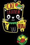 Cat Day 1 Mile, 5K, 10K, 13.1, 26.2 registration logo