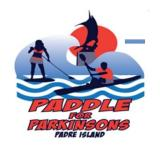 Catch the Cure - Paddle for Parkinson's registration logo