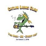 Catlin Lions Fish Bash 5K Run/Walk registration logo