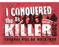 Cavanal Killer 8K registration logo