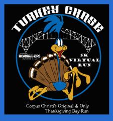 CCRR TURKEY CHASE VIRTUAL EDITION registration logo