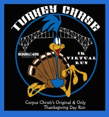 CCRR TURKEY CHASE VIRTUAL EDITION registration logo