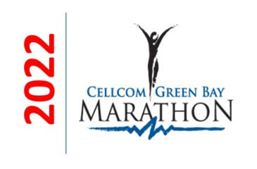 CELLCOM GREEN BAY MARATHON registration logo