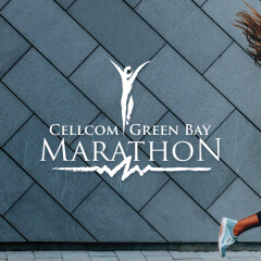Cellcom Green Bay Virtual Marathon and Relay registration logo