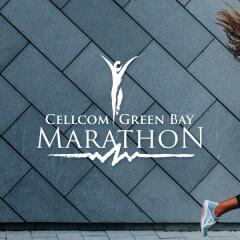 Cellcom Green Bay Virtual Marathon and Relay registration logo