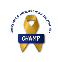 CHAMP 5K Run/Walk registration logo