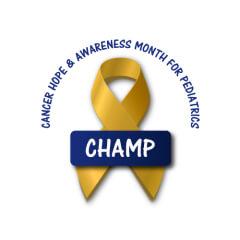 Postponed CHAMP 5K Run/Walk  registration logo