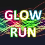 Chapel Hill Bulldog Band Glow Run registration logo