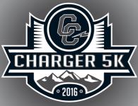 Charger 5k registration logo