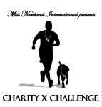Charity X Challenge Burlington registration logo