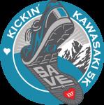 Charlie Rose's Kickin' Kawasaki 5K - Tempe, AZ registration logo