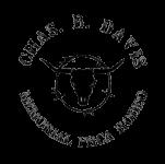 Chas. B. Davis Memorial PRCA Rodeo registration logo