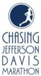 Chasing Jefferson Davis registration logo