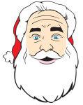 Chasing Santa/Cycling Santa registration logo
