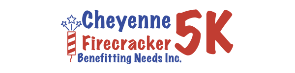 Cheyenne Firecracker 5K registration logo