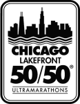 Chicago Lakefront 50/50 registration logo