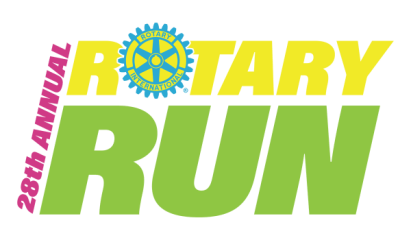 Chickasha Rotary Run registration logo