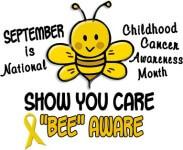 Childhood Cancer Awareness 5K Color Run registration logo