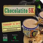 Chocolatito 5k registration logo