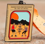 Choose Your Distance 5K, 10K, 13.1, 26.2 - Clearance from 2017 registration logo