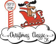 Christmas Classic 5K registration logo