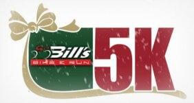 Christmas Gift 5K registration logo