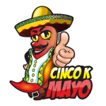 Cinco K Mayo - 5K Run/Walk registration logo