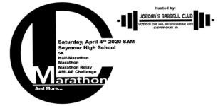 Circular Logic Marathon registration logo
