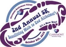 Claremont 5k registration logo
