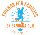 CLC's Friends for Families 5k Bandana Run registration logo