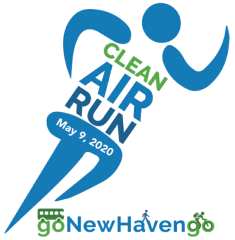 Clean Air Run registration logo