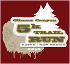 Climax Canyon 5K registration logo